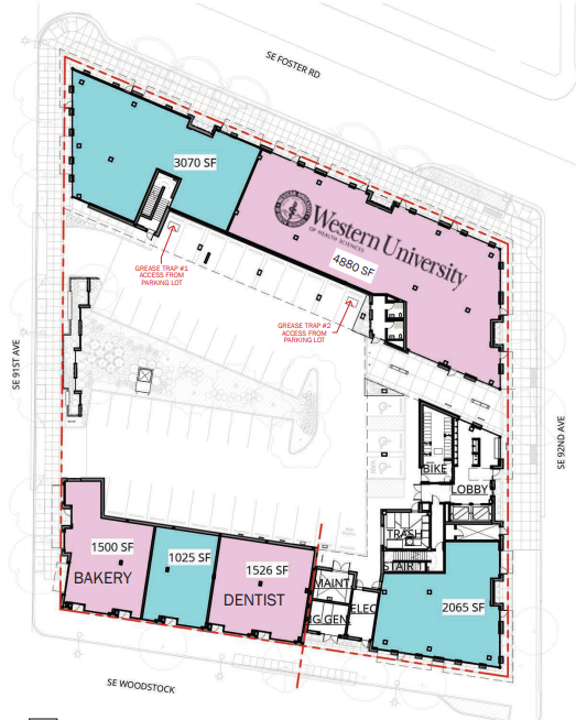 Oliver Station Commercial Spaces